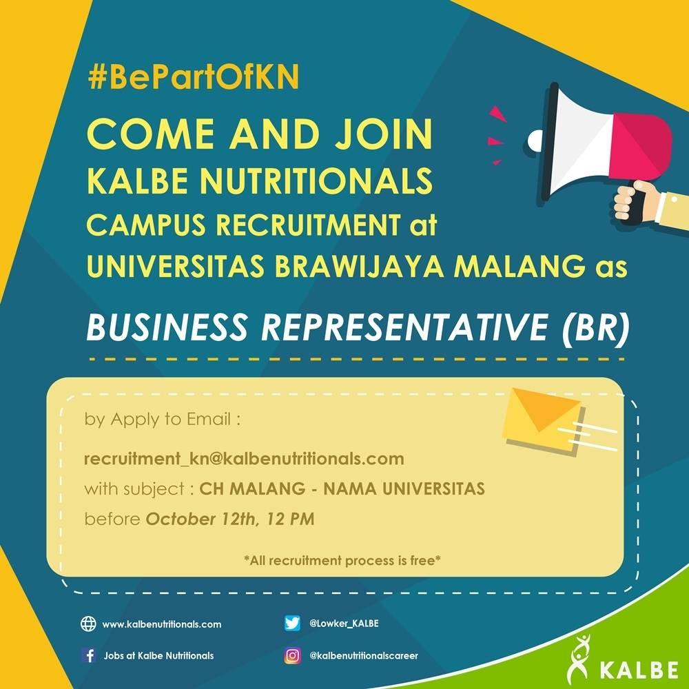 Campus Hiring Malang bulan Oktober 2018